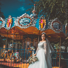 Wedding photographer Darya Yarmishko (Kavaishka). Photo of 27.09.2017
