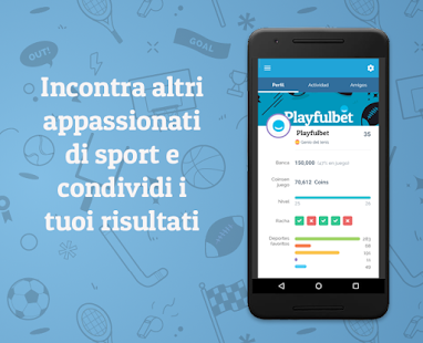 Playfulbet App Screenshot