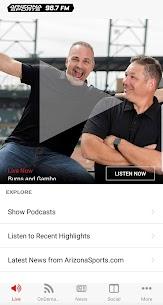 Arizona Sports 98.7 FM 2.00.024 (2846)-azsports Mod APK Download 1