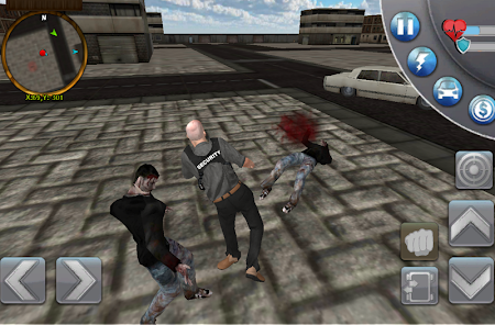 Zombie Hunter: Zombie Defense 1.0 screenshot 1579130