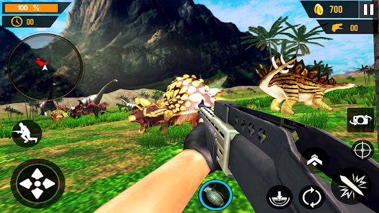 Dinosaur Hunter - náhled