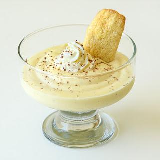 Vanilla Pudding.
