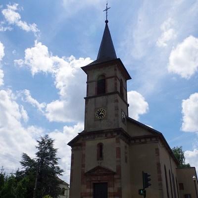 photo de Sainte-Barbe de Folpersviller