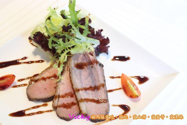 台南東區美食 ︱ 飛饗義法典藏料理: 台南法式料理