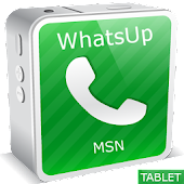 WhatsUp Messenger Tablet