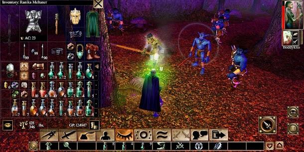 Neverwinter Nights: Enhanced Edition Apk 2