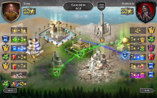 Screenshot for Tides of Time in United States Play Store