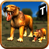 Adventures Of Sabertooth Tiger Android APK Download Free By Tap2Play, LLC (Ticker: TAPM)