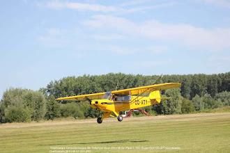 Photo: Overboelare Geraardsbergen 8th Tailwheel Meet 2013 08 04  Piper L-18C Super Cub OO-ATY