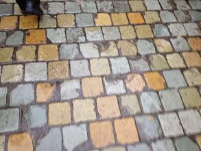 Photo: 石畳。ちょっとぶれてしまいました。