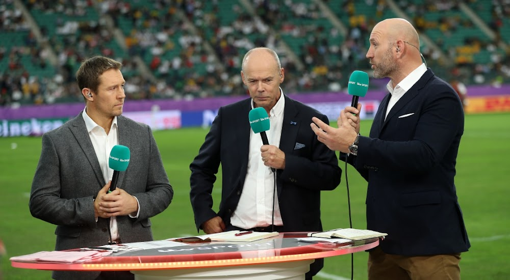 Awed Woodward raves about Farrell and Itoje at Rugby World Cup