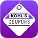 Discount Coupons for Kohls - Androidアプリ