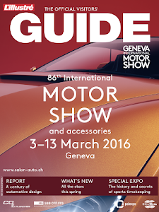 Motor Show Guide 2016 screenshot 1