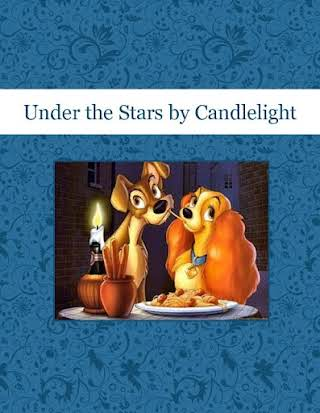 Under the Stars by Candlelight