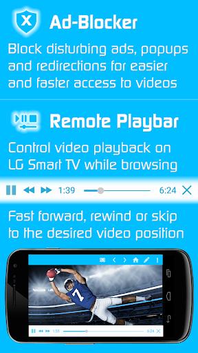 Video & TV Cast   LG Smart TV – HD Video Streaming v2 20 (Premium