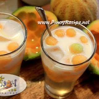 Milky Melon Coolers.