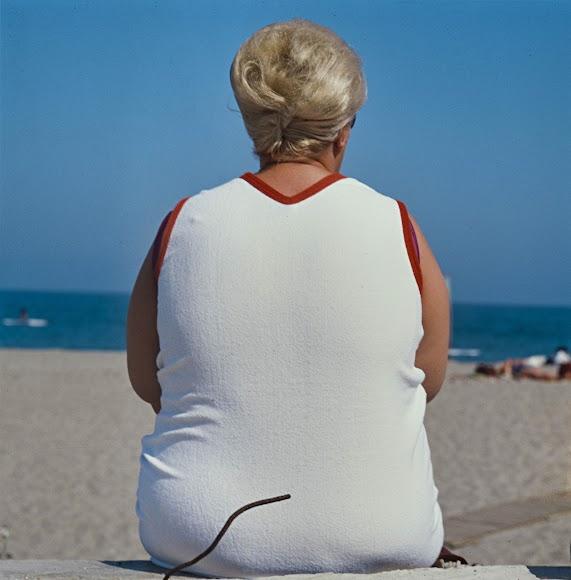 En Playa Serena, en 1974, el Premio Nacional de Fotografía en 2003 realizó otra de sus imágenes más célebres.