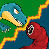 Dinosaur Vs Alien