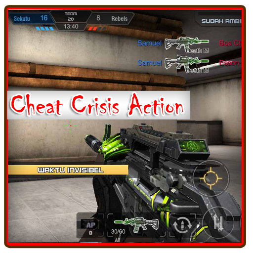Cheat Crisis Action Terupdate