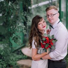 Wedding photographer Kseniya Krymova (Krymskaya). Photo of 14.11.2017