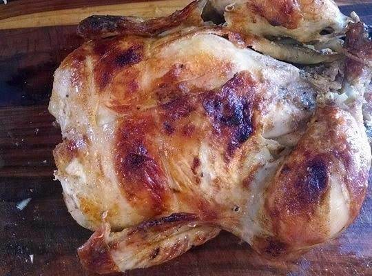 Roasted Rotisserie Chicken Recipe