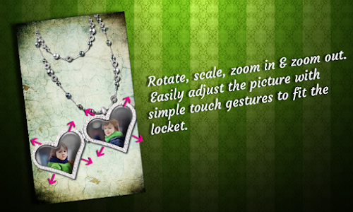 Locket Photo Frames screenshot 3