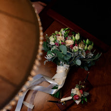 Wedding photographer Sergey Ageev (agsemy). Photo of 23.10.2017