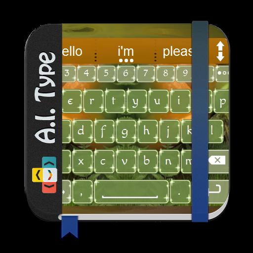 绿色帝国Lǜsè dìguó AiType 個人化 App LOGO-硬是要APP