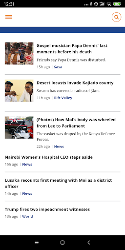 The Star Free Kenyan Newspaper screenshot 4