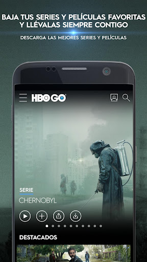 HBO GO ® 1.15.9091 screenshots 1