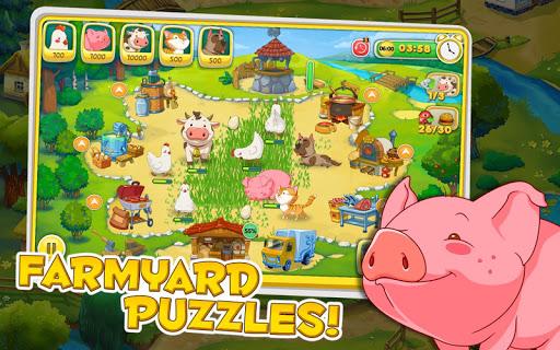 Jolly Days Farm: Time Management Game  screenshots 1