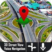 Voice GPS Navigator: Live Traffic && Transit Maps