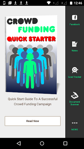 Crowd Funding Quick Starter