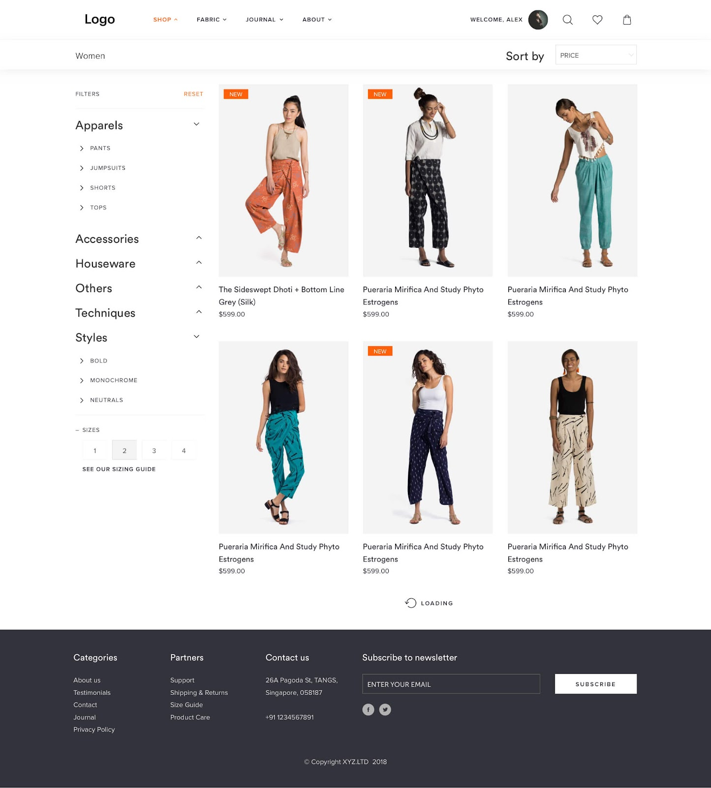 Reactjs for eCommerce web application
