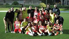 Foto de familia de Almería Femenino.