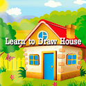 Learn to Draw House icon
