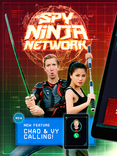Spy Ninja Network - Chad & Vy screenshot 8