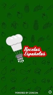 300+ Recetas españolas - náhled