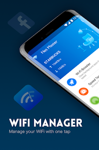 Net Master – Free VPN & Speed Test , WiFi Boost App Download For Android 1