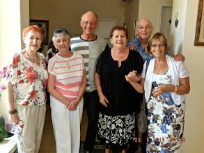 Photo: Heather, Leah, Henry,Rozette,Danny & Roz