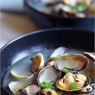 Manila Clams Recipes