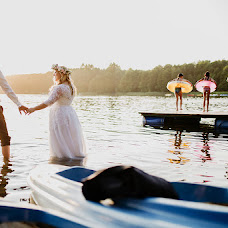 Wedding photographer Agnieszka Werecha-Osińska (tiamofoto). Photo of 06.09.2018