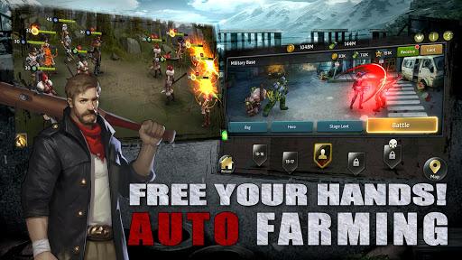 Zombie Strike : The Last War of Idle Battle (SRPG) 1.11.17 screenshots 2