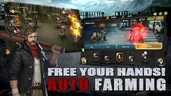 Zombie Strike : The Last War of Idle Battle (SRPG) 2