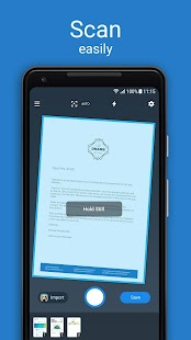 Scanner App for Me: Scan Documents to PDF Screenshot