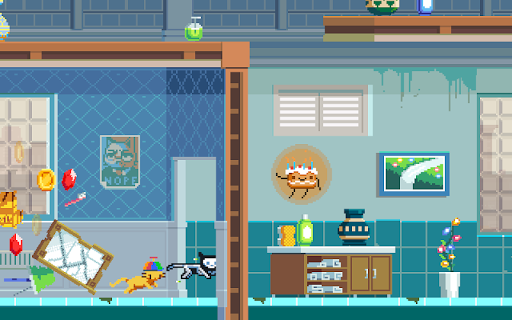 Crashy Cats - screenshot