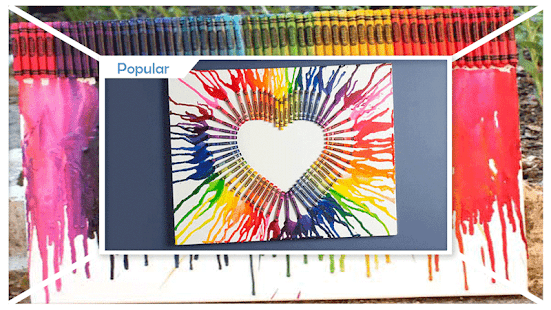 Fun Crayon Projects