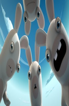Rabbids Invasion Wallpapers Poster