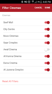 ReelOne - Bahrain Cinema- screenshot thumbnail