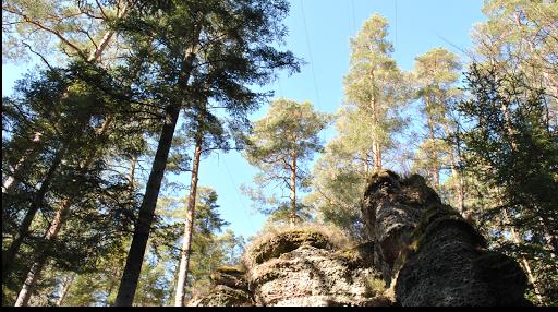 sentier des remparts randonnée